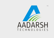 Aadarsh Technologies - Logo