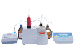 Automatic-Intelligence Karl Fischer Titration Tester