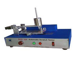 Automatic Scratch Tester Supplier