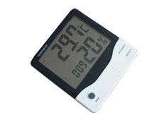 Digital-Thermometer-and-Hygrometer
