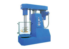 Dual-shaft High Speed Disperser